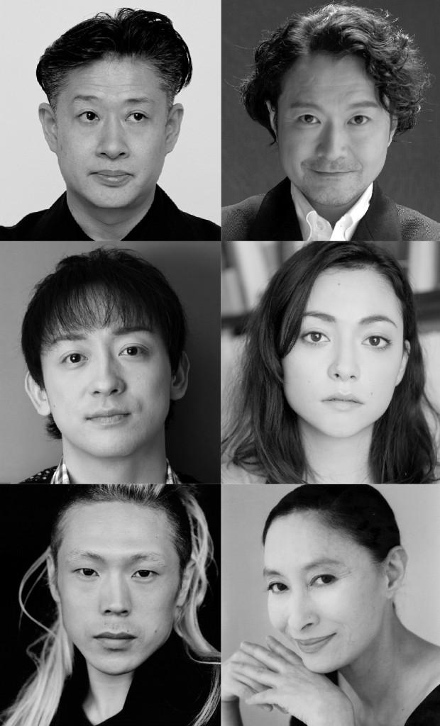 写真組み替え-02 KAAT公演出演者